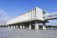 Hiroshima Peace memorial.