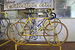 Vintage Tommasini from the 1930s on display in the showroom at the Tommasini factory based in Grosseto, Tuscany, Italy 6th March 2017.<br /> Picture: Eoin Clarke | Newsfile<br /> <br /> <br /> All photos usage must carry mandatory copyright credit (&copy; Newsfile | Eoin Clarke)