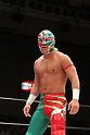 BUSHI,..SEPTEMBER 20, 2010 - Pro Wrestling :..All Japan Pro-Wrestling event at Korakuen Hall in Tokyo, Japan. (Photo by Yukio Hiraku/AFLO)