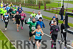 The Start of the  Kerry's Eye Valentines Weekend 10 mile road race on Sunday
