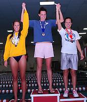 Swimming, Girls 15-18 - Badger State Games '08