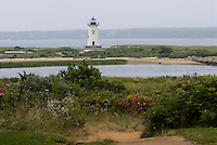 Massachusetts, Martha's Vineyard, Edgartown Lighthouse