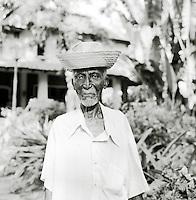 Local man, Port-Au-Prince, Haiti