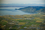 Farmlands near Samish Bay, Washington