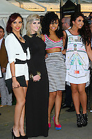 Little Mix at The 2012 Glamour Women of the Year Awards on 29 May 2012 Berkeley Square Gardens, London