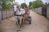 Das vorwiegend von Roma bewohnte Dorf  Ocolna ist arm, aber die Bewohner haben eine Initiative gegründet um gegenzusteuern.