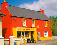Colorful Shop, County Kerry, Dingle Peninsula, Republic of Ireland