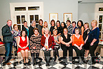 Staff of Tesco's, Abbeyfeale  enjoying their Christmas party at The Listowel Arms Hotel on Saturday night last.