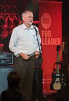 AUG 21 Jeremy Corbyn at London rally