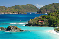 Trunk Bay<br /> Virgin Islands National Park<br /> St. John, U.S. Virgin Islands