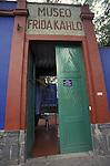 Frida Kahlo Museum, Mexico City