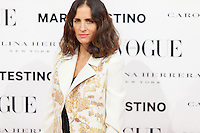 Carolina Herrera  at Vogue December Issue Mario Testino Party