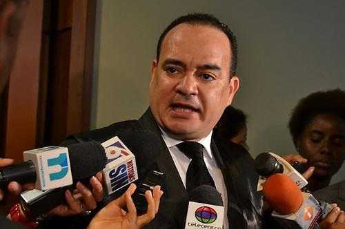 Miguel Surun Hernández, presidente del Colegio de Abogados