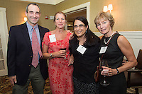 Anne Galante, M.D., second from left, Halleh Akbarnia, M.D., Joyce Dobbertin, M.D.