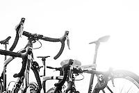 Pictures by Russell Ellis/SWpix.com - 10/04/2016 - Cycling - Paris-Roubaix - France - Paris-Roubaix 2016 - Pinarello Dogma F8 of Team Sky