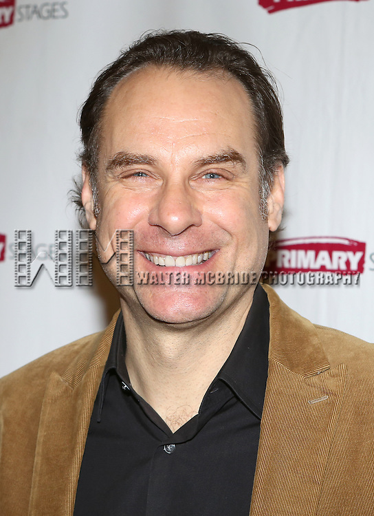 Jonathan Walker attending the Meet & Greet for the Primary Stages production of 'The Tribute Artist' at their rehearsal studios  on January 7, 2014 in New York City.