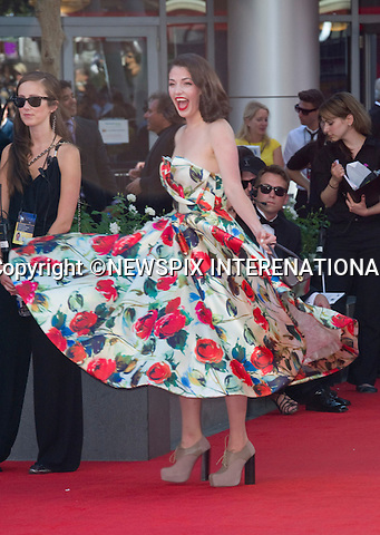 "KENLEY COLLINS - 64TH PRIME TIME EMMY AWARDS.Nokia Theatre Live, Los Angelees_23/09/2012.Mandatory Credit Photo: ©Dias/NEWSPIX INTERNATIONAL..**ALL FEES PAYABLE TO: ""NEWSPIX INTERNATIONAL""**..IMMEDIATE CONFIRMATION OF USAGE REQUIRED:.Newspix International, 31 Chinnery Hill, Bishop's Stortford, ENGLAND CM23 3PS.Tel:+441279 324672  ; Fax: +441279656877.Mobile:  07775681153.e-mail: info@newspixinternational.co.uk"