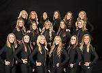2016 BYU Women's Gymnastics Photoday