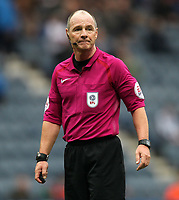 Referee Scott Duncan<br /> <br /> Photographer Mick Walker/CameraSport<br /> <br /> The EFL Sky Bet Championship - Preston North End v Reading - Saturday 11th March 2017 - Deepdale - Preston<br /> <br /> World Copyright &copy; 2017 CameraSport. All rights reserved. 43 Linden Ave. Countesthorpe. Leicester. England. LE8 5PG - Tel: +44 (0) 116 277 4147 - admin@camerasport.com - www.camerasport.com