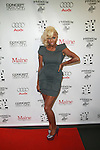 Recording Artist Wish Attends New Premium Lounge Signed by INDASHIO Men's Collection Fashion Show at AUDI FORUM, NY 9/13/11
