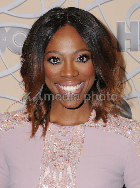 08 January 2017 - Beverly Hills, California - Yvonne Orji. HBO's Official 2017 Golden Globe Awards After Party held at the Beverly Hilton Hotel Photo Credit: Birdie Thompson/AdMedia