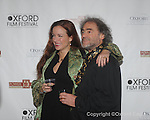 Oxford Film Festival Awards show hosts Ron Shapiro and Beth Ann Fennelly at the Powerhouse on Saturday, February 6, 2010, in Oxford, Miss.