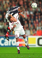 USA National Soccer Team midfielder Cobi Jones in action vs Yugoslavia in Nantes, France during World Cup France 98.