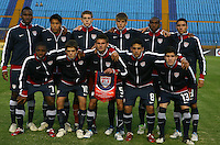 U20 USA vs Surinam March 29 2011