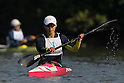 Shinobu Kitamoto, .MARCH 29, 2012 - Canoeing : .2012 International Canoeing Competitions Selection Trial & The 22th Fuchuko Canoe Regatta, .Women's Kayak Single 200m at Lake Fuchu, Kagawa Japan. (Photo by Akihiro Sugimoto/AFLO SPORT)