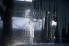 frozen fountain<br /> <br /> fuente helado<br /> <br /> vereister Brunnen<br /> <br /> Original: 35 mm slide transparency