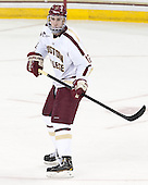 Kevin Hayes (BC - 12) - The Boston College Eagles defeated the visiting University of New Hampshire Wildcats 5-2 on Friday, January 11, 2013, at Kelley Rink in Conte Forum in Chestnut Hill, Massachusetts.