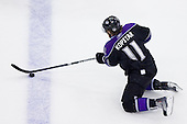 Anze Kopitar (Los Angeles Kings, #11) during ice-hockey match between Los Angeles Kings and Detroit Red Wings in NHL league, February 28, 2011 at Staples Center, Los Angeles, USA. (Photo By Matic Klansek Velej / Sportida.com)