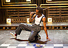 A Harlem Dream <br /> (The Maria)<br /> part of Dance Umbrella 2014 <br /> at the Young Vic Theatre, London, Great Britain <br /> press photocall <br /> 23rd october 2014 <br /> <br /> choreography by Ivan Blackstock <br /> <br /> Birdgang dance company <br /> <br /> <br /> Ivan Blackstock<br /> <br /> <br /> <br /> <br /> Photograph by Elliott Franks <br /> Image licensed to Elliott Franks Photography Services