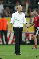 July 04, 2006: Germany; Juergen Klinsmann