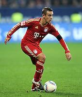 FUSSBALL   1. BUNDESLIGA  SAISON 2011/2012   12. Spieltag FC Augsburg - FC Bayern Muenchen         06.11.2011 Rafinha (FC Bayern Muenchen)