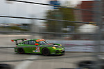 #34 Black Swan Racing Porsche 911 GT3 Cup: Peter LeSaffre, Andrew Davis