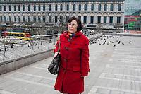 Antonia Secchi - La miraculée de la tuerie de Liège Place Saint Lambert