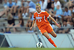 24 August 2012: Florida's Annie Speese. The University of North Carolina Tar Heels played the University of Florida Gators to a 0-0 overtime tie at Fetzer Field in Chapel Hill, North Carolina in a 2012 NCAA Division I Women's Soccer game.
