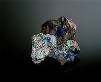 TURGITE: HYDRATED METAMORPH OF HEMATITE<br /> Spectral &amp; metamorphic stage of Hematite an important ore of iron.