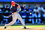 7 March 2010: Washington Nationals' shortstop Ian Desmond in action during a Spring Training game against the New York Mets at Tradition Field in Port St. Lucie, Florida. The Mets edged out the Nationals 6-5 in Grapefruit League pre-season play. Mandatory Credit: Ed Wolfstein Photo