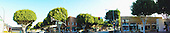 Panorama photo of Tustin California