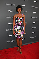 BURBANK, CA - AUGUST 29: Emayatzy Corinealdi<br />