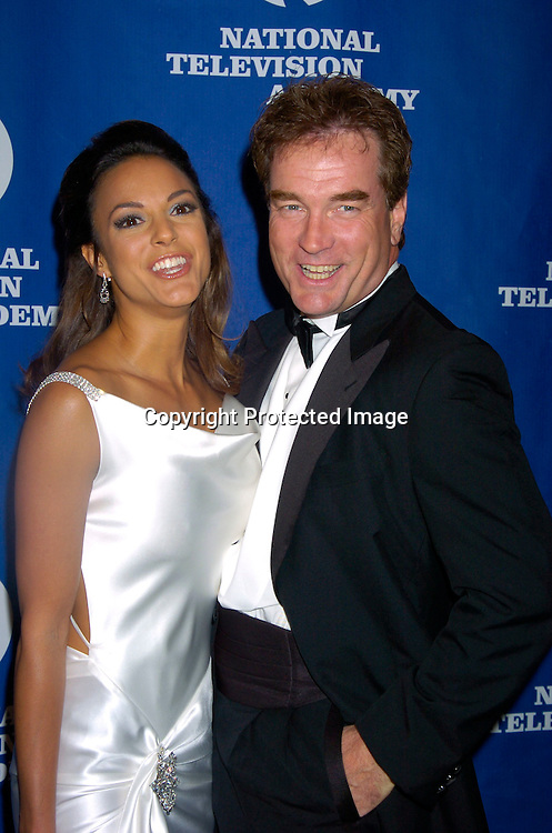 Eva La Rue and John Callahan
