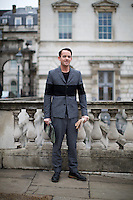 London Fashion Week Street Style at Somerset House