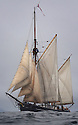 THE BESSIE ELLEN: ADVENTURE ON THE HIGH SEAS.