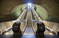 Metro Station Dupont Circle Connecticut Avenue Massachussetts Avenue Washington DC