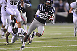 Ole Miss wide receiver Ja-Mes Logan (85) vs. Vanderbilt safety Kenny Ladler (1) at Vaught-Hemingway Stadium in Oxford, Miss. on Saturday, November 10, 2012.