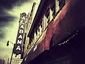 The Historic Alabama Theatre in downtown Birmingham, Alabama