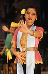 Dancers perform traditional dances in Bangkok, Thailand. (Jim Bryant Photo).