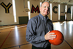 PHOTO B Y JODI MILLER FOLDER 020606.Randy Grant is leaving the Victoria YMCA to join the Middletown, NY YMCA. Grant has been at the Victoria YMCA almost five years and has been with the YMCA organization for twenty five years.